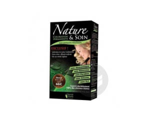 Nature Soin Coloration Blond Fonce Dore Cuivre 6 Gc