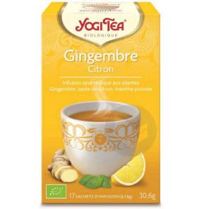 The Gingembre Citron 17 Sachets