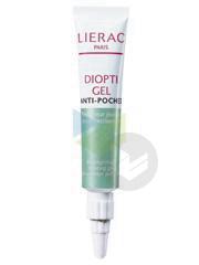 Dioptigel Gel Reducteur Anti Poches Yeux T 10 Ml