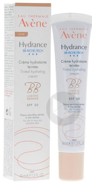 Bb Emulsion Hydratante Teintee Riche 40 Ml