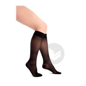 Venoflex Incognito Absolu 2 Chaussette Femme Noir T 2 L
