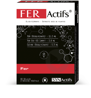 Synactifs Feractifs Gel B 60