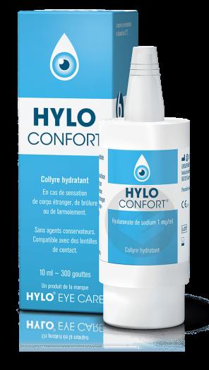 Hylo Confort Collyre Hydratation 10 Ml