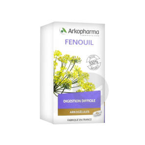 Arkogelules Fenouil Gel Fl 45