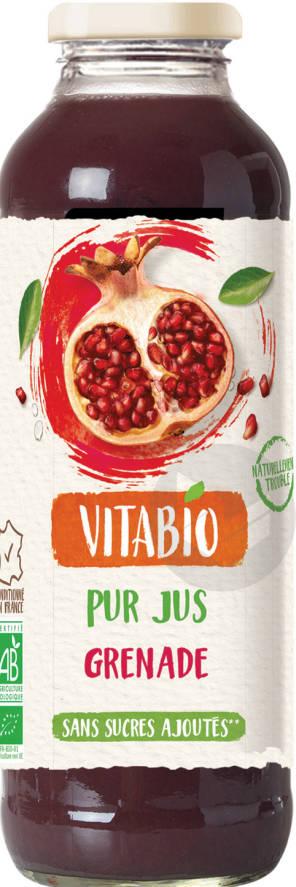 Vitabio Pur Jus De Grenade