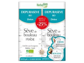 Depuraseve Detox Duo Bio 2 250 Ml