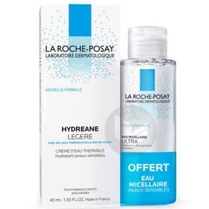 Hydreane Creme Hydratante Legere Eau Micellaire Offerte