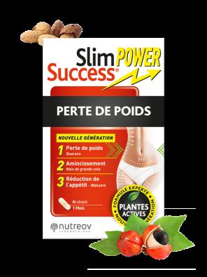 Slim Succes Power Perte De Poids 60 Gelules