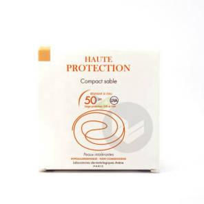 Haute Protection Compact Teinte Spf 50 Sable 10 G