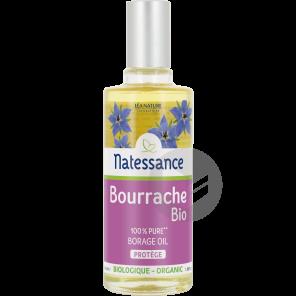 Huile De Bourrache Bio 100 Pure