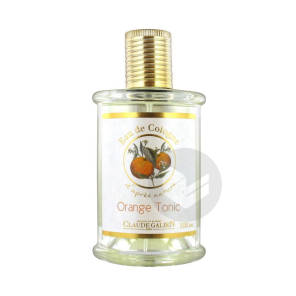 Eau De Cologne D Apres Nature Orange Tonic 100 Ml