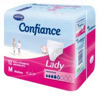 Confiance Lady Slip Absorption 5 Gouttes T 2 Sach 12
