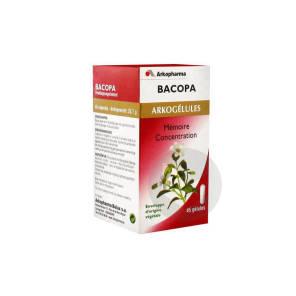 Arkogelules Bacopa Gel Fl 45