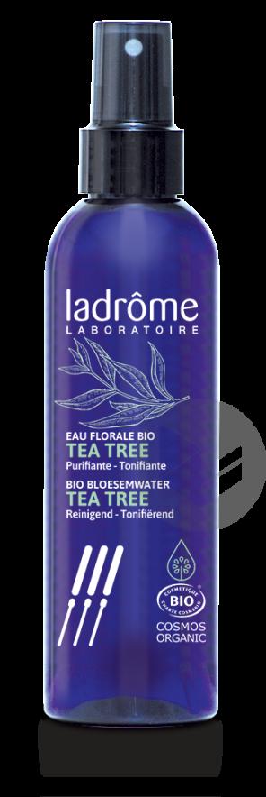 Eau Florale Bio Tea Tree Purifiante Tonifiante 200 Ml