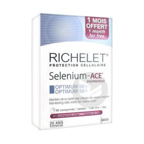 Selenium Ace Optimum 50 Cpr B 90 30