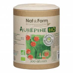Aubepine Bio Eco Responsable 200 Gelules