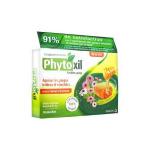 Phytoxil Pastilles Gorge Pastilles Adulte Enfant 12 Ans X 20