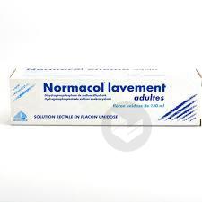 Lavement Solution Rect En Recipient Unidose Adulte Flacon De 130 Ml
