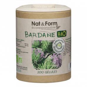 Bardane Bio Eco Responsable 200 Gelules