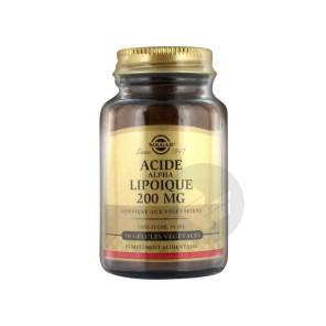 Acide Lipoique Gel Pot 50