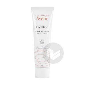 Cicalfate Cr Reparatrice Antibacterienne T 100 Ml