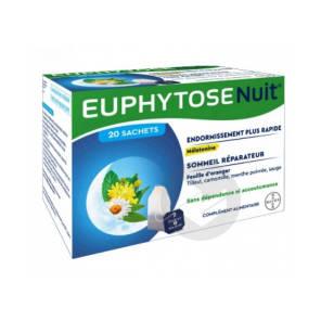 Euphytose Nuit Tisane