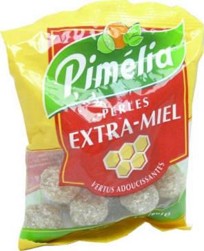 Fourres Bonbon Perles Extra Miel Sach 110 G