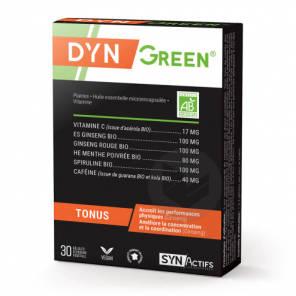 Synactifs Dyngreen 30 Gelules