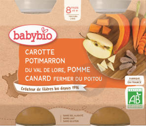 Pot Legumes Canard