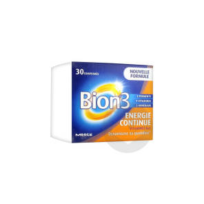Bion 3 Energie Continue 30 Comrpimes