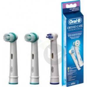 B Brossette Orthodontic De Rechange Blister 3
