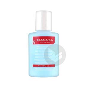 Manucure Dissolvant Sans Acetone Bleu Fl Plast 50 Ml