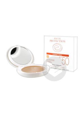 Haute Protection Compact Teinte Spf 50 Dore 10 G
