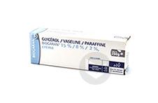Glycerol Vaseline Paraffine Biogaran 15 8 2 Creme Tube De 250 G