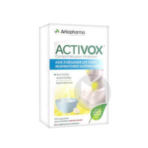 Activox Cpr Inh B 20