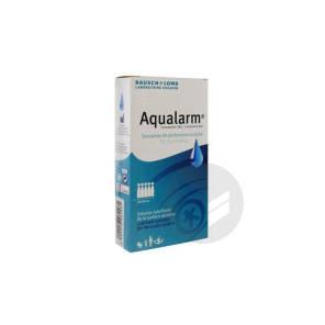 Aqualarm 0 2 Collyre Solution Lubrifiante 20 X 0 3 Ml