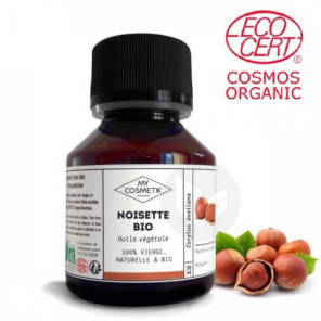 Huile De Noisette Bio 50 Ml