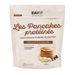 Les Pancakes Proteines Banane Pepites De Chocolat 400 G