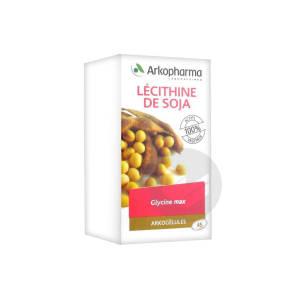Arkogelules Lecithine De Soja Caps Fl 45
