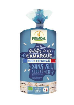 Galettes De Riz Camargue Sans Sel Bio 130 G