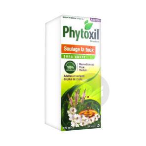 Phytoxil Sirop Adulte Enfant 2 Ans 120 Ml