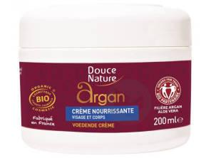 Creme Nourrissante Corps Et Visage A L Argan Bio 200 Ml