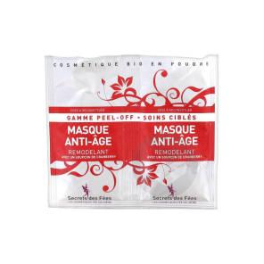 Secrets Des Fees Masque Anti Age Remodelant 2 X 8 G