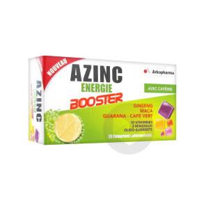 Azinc Energie Booster Cpr Eff Des 15 Ans B 20