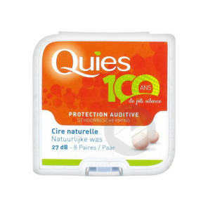 Protection Cire Naturelle Auditive X 16