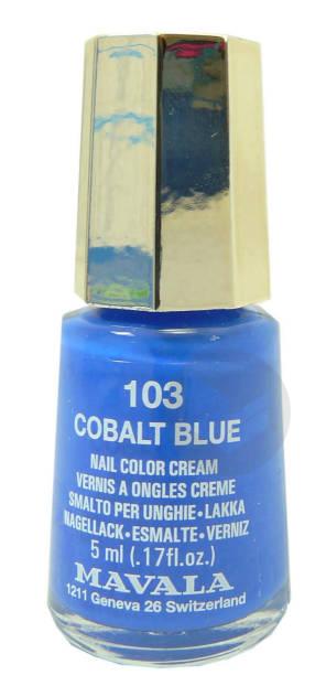 V Ongles Cobalt Blue Fl 5 Ml