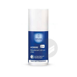 Soins Homme Deodorant 24 H Roll On 50 Ml