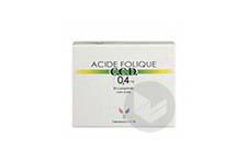 Folique Ccd 0 4 Mg Comprime Plaquette De 30