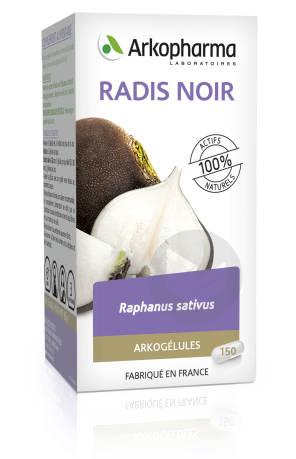 Radis Noir 130 Vg Bio