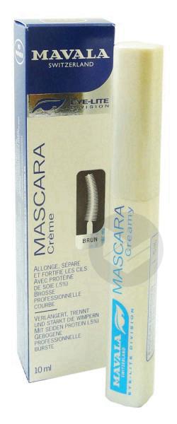 Mascara Creme Brun 10 Ml
